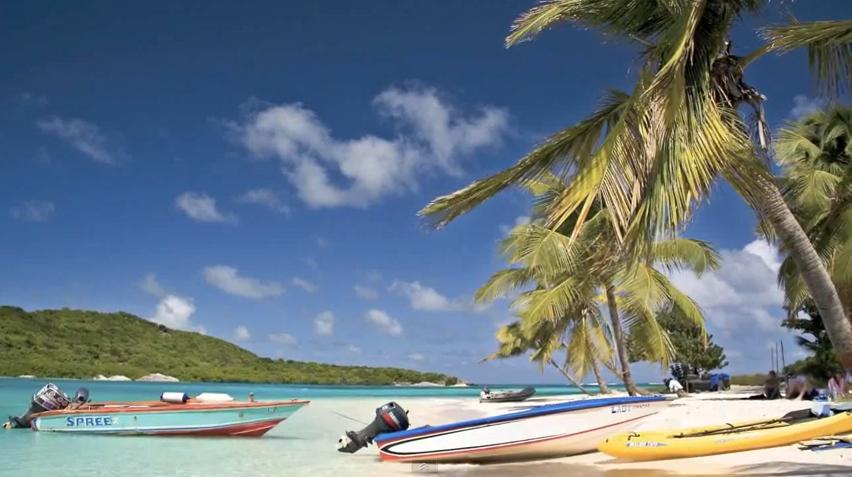 Fishing Boats in Trinidad and Tobago