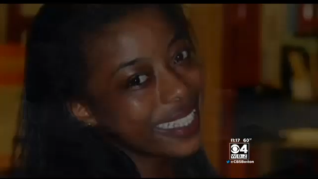 Photo of Dawnn Jaffier courtesy of Boston CBS