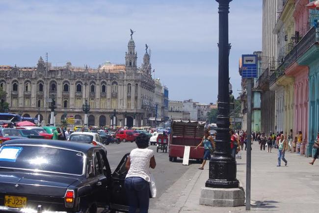 Downtown Havana Streets