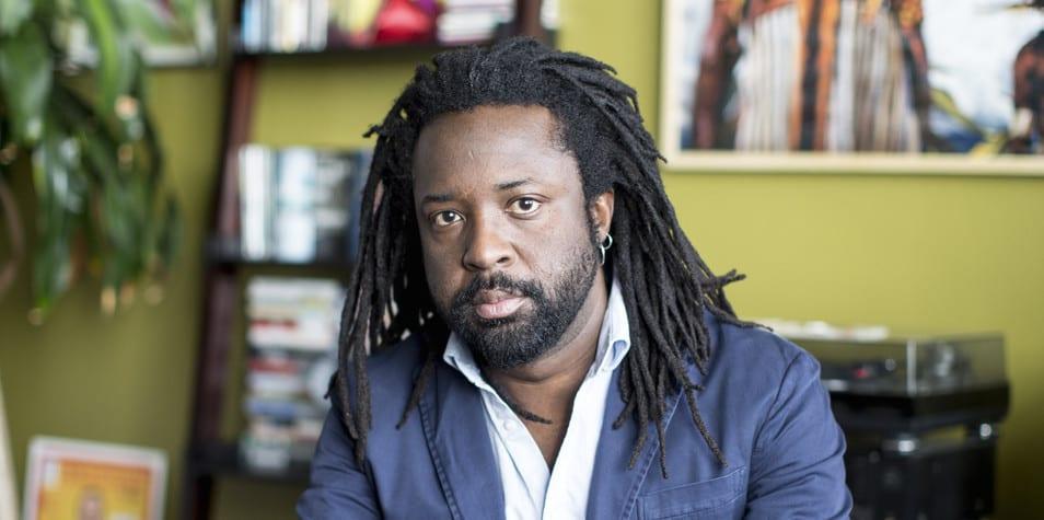 Marlon James Author