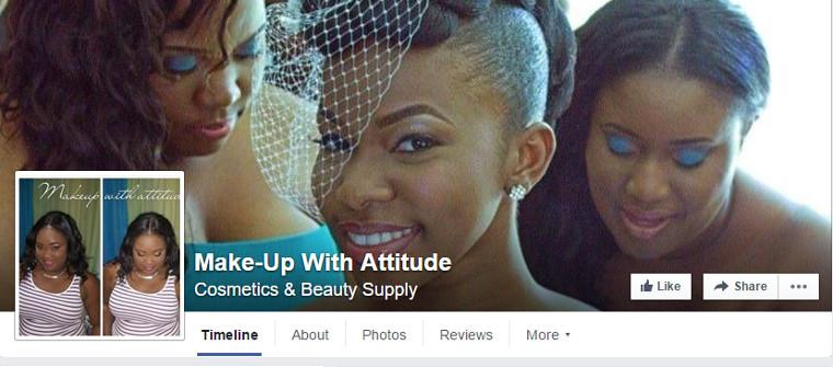 MakeUp with Attitude