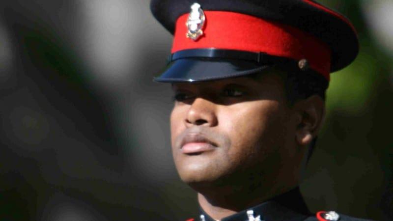 Sergeant Johnson Beharry