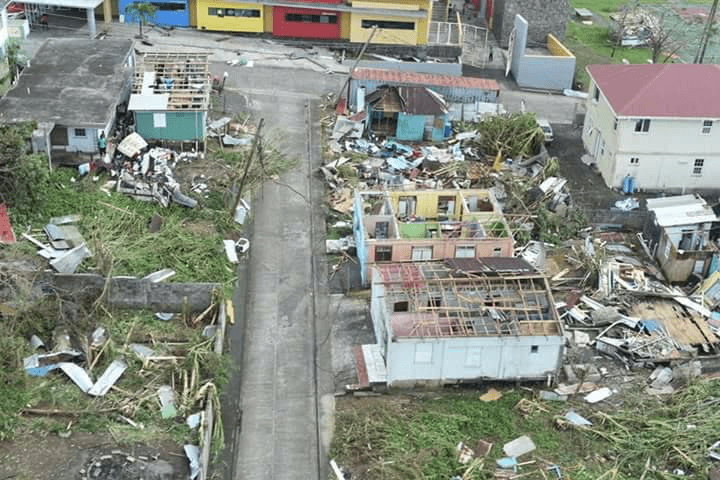 'We Have To Help Them': 19 Year Old Pleads For Help For Hurricane-Ravaged Dominica 1