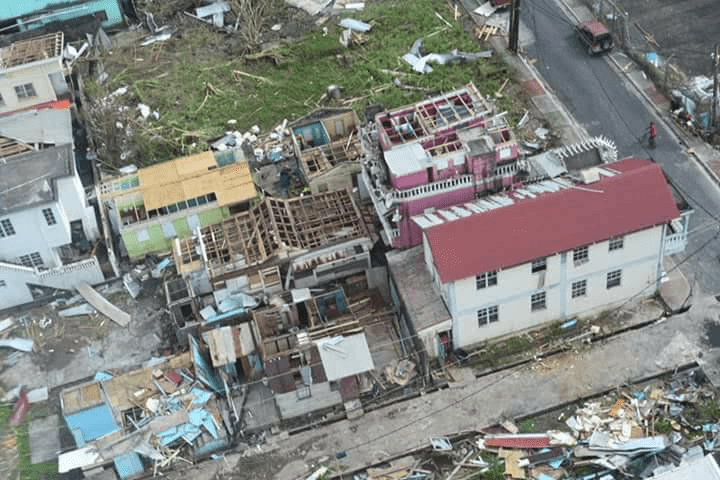 'We Have To Help Them': 19 Year Old Pleads For Help For Hurricane-Ravaged Dominica 2