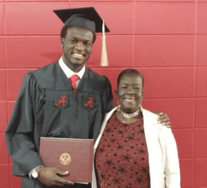 Kirani James: From World Champion and Olympic Gold Medalist To University Graduate 1