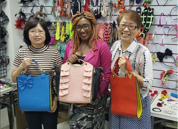 Young St Lucian Entrepreneur Is Not Your Average Bag Lady 1