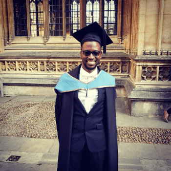 """""""Never Be Ashamed of Where You Come From"""" Says Trinidadian Oxford University Graduate 1"""