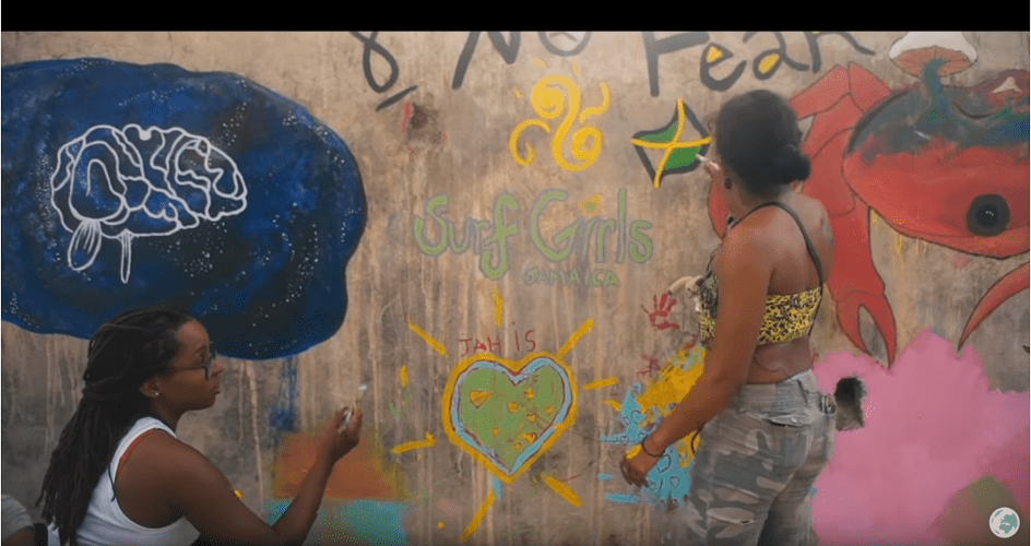 Growing Up As A Woman Is Rough in Jamaica- See How This Young Woman Does It 1